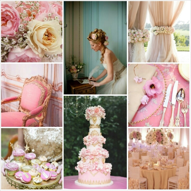 Marie Antoinette Wedding Theme_CBFWblog