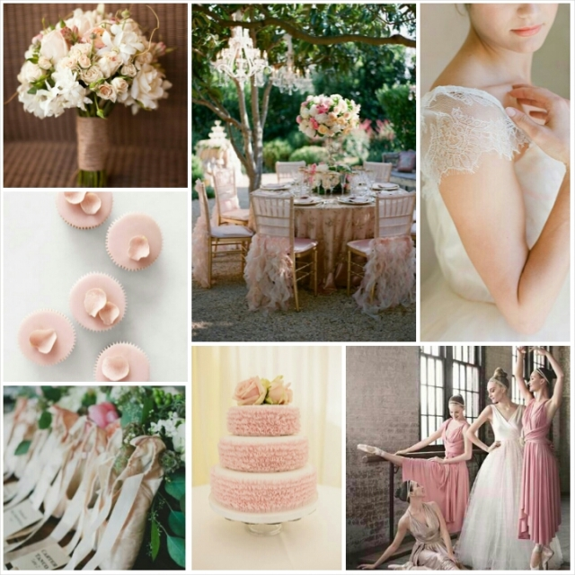 Ballet Shoes movie inspired wedding (2)