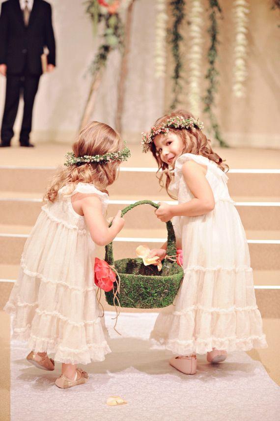 Boho Flowergirls 1