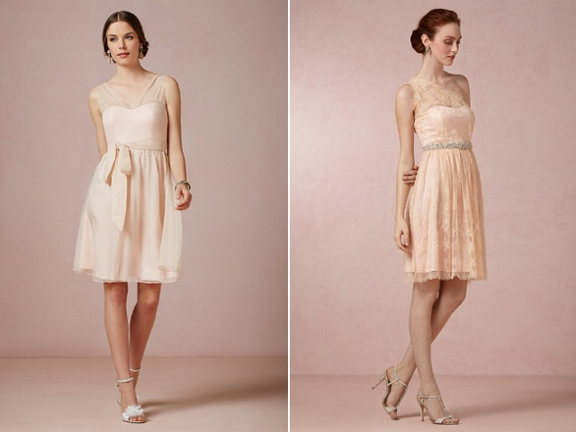 BHLDN Color Bridesmaids 10