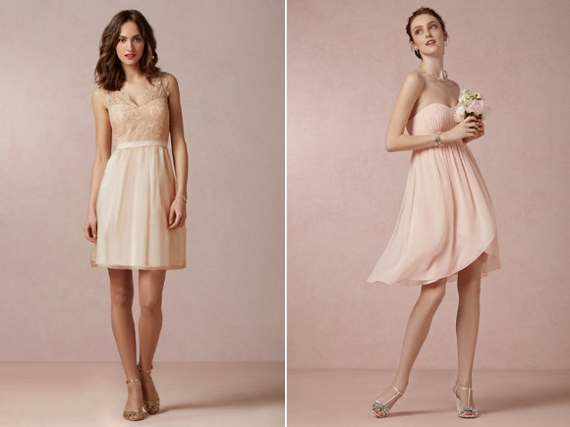 BHLDN Color Bridesmaids 14