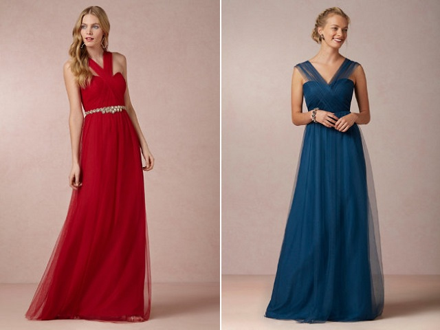BHLDN Color Bridesmaids 2