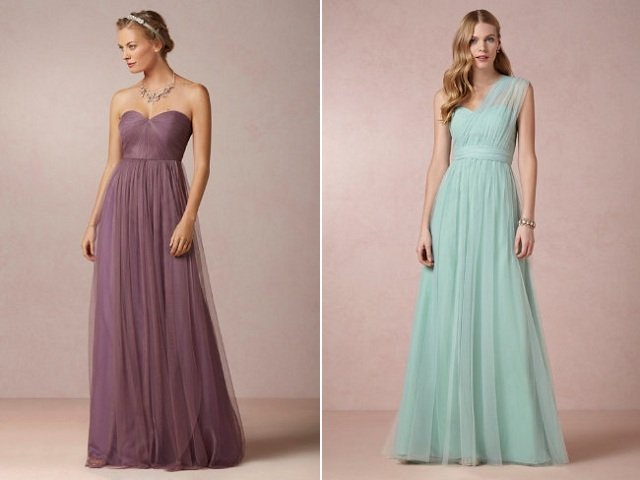 BHLDN Color Bridesmaids 3