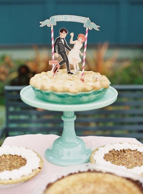 12 Pie Cake