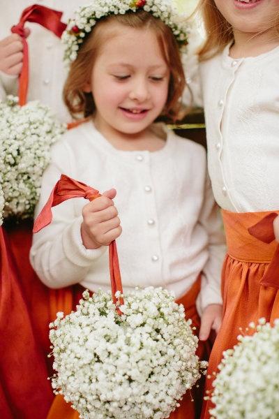 Alternative Flower Girl Basket Ideas : Adorable flower girl basket alternatives wedding