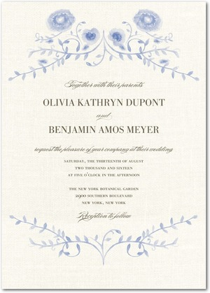 exquisite_vines-signature_white_wedding_invitations-marchesa-hydrangea-blue