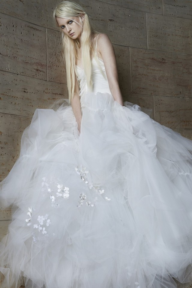 Vera Wang | Cherryblossoms and Faeriewings